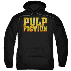 Image for Pulp Fiction Hoodie - Pulp Logo