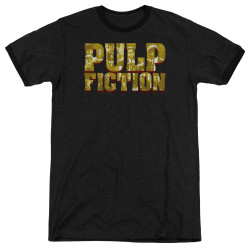 Image for Pulp Fiction Ringer - Pulp Logo