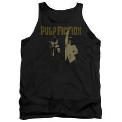 Image for Pulp Fiction Tank Top - I Wanna Dance