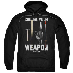 Image for Pulp Fiction Hoodie - Choices