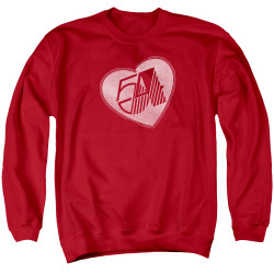 Image for Studio 54 Crewneck - I Heart Studio 54
