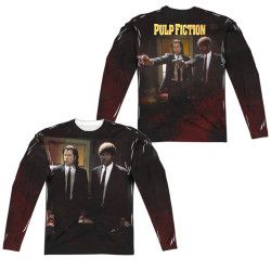 Image for Pulp Fiction Sublimated Long Sleeve - Vincent and Jules