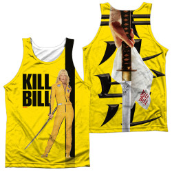 Image for Kill Bill Sublimated Tank Top - Poster