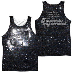 Image for Studio 54 Sublimated Tank Top - Senses