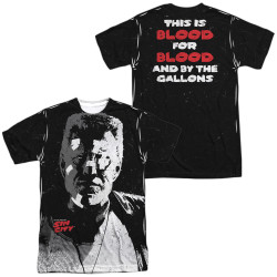 Image for Sin City Sublimated T-Shirt - Marv 100% Polyester