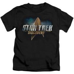 Star Trek Discovery Kids T-Shirt - Logo