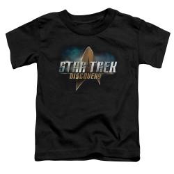Star Trek Discovery Toddler T-Shirt - Logo