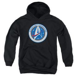 Star Trek Discovery Youth Hoodie - Starfleet Command