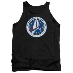 Star Trek Discovery Tank Top - Starfleet Command