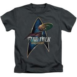 Star Trek Discovery Kids T-Shirt - Deco