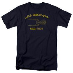 Star Trek Discovery T-Shirt - Discovery Athletic