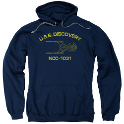 Star Trek Discovery Hoodie - Discovery Athletic