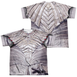 Image for Star Trek Discovery Youth Sublimated T-Shirt - White Klingon Uniform