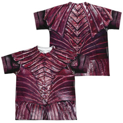 Image for Star Trek Discovery Youth Sublimated T-Shirt - Klingon Uniform