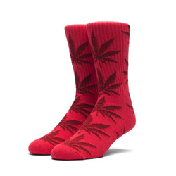 Image for PlantLife Crew Socks - Red