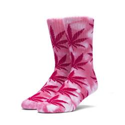 Image for TieDye PlantLife Crew Socks - Pink