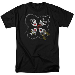 Image for Kiss T-Shirt - Rock and Roll Heads
