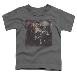 Image for Kiss Toddler T-Shirt - Alive!