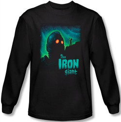 Image for The Iron Giant Look to the Stars long sleeve T-Shirt