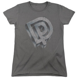 Image for Deep Purple Womans T-Shirt - Logo