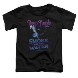 Image for Deep Purple Toddler T-Shirt - Smokey Water