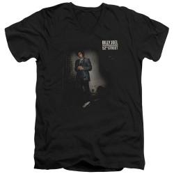 Image for Billy Joel V Neck T-Shirt - 52nd Street
