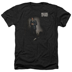Image for Billy Joel Heather T-Shirt - 52nd Street