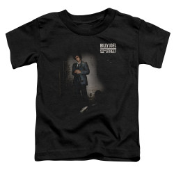 Image for Billy Joel Toddler T-Shirt - 52nd Street