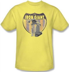 Image for The Iron Giant Patch T-Shirt
