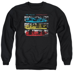 Image for The Police Crewneck - Syncronicity