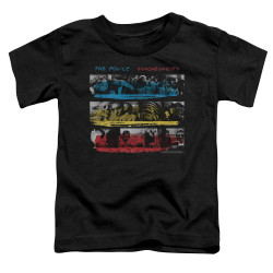 Image for The Police Toddler T-Shirt - Syncronicity