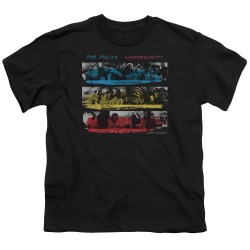 Image for The Police Youth T-Shirt - Syncronicity
