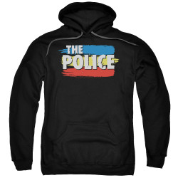 Image for The Police Hoodie - Three Stripes