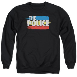 Image for The Police Crewneck - Three Stripes