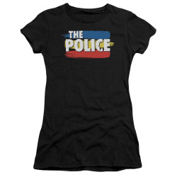 Image for The Police Girls T-Shirt - Three Stripes