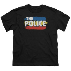 Image for The Police Youth T-Shirt - Three Stripes