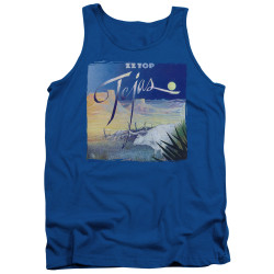 Image for ZZ Top Tank Top - Tejas