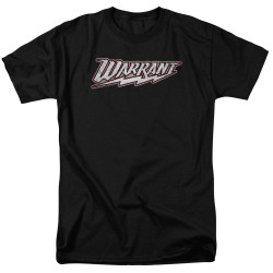 Image for Warrant T-Shirt - Logo