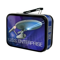 Image for Star Trek Enterprise Mini Tin Tote
