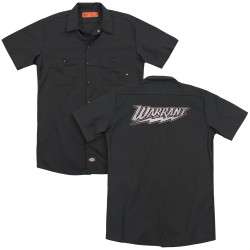 Image for Warrant Dickies Work Shirt - Logo
