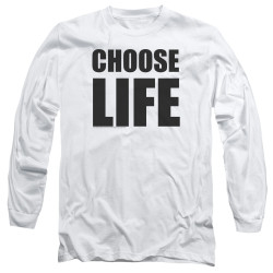 Image for Wham! Long Sleeve Shirt - Choose Life