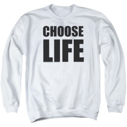 Image for Wham! Crewneck - Choose Life