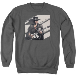 Image for Stevie Ray Vaughan Crewneck - Texas Flood