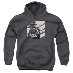 Image for Stevie Ray Vaughan Youth Hoodie - Texas Flood