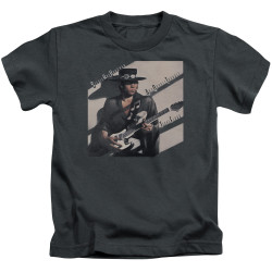 Image for Stevie Ray Vaughan Kids T-Shirt - Texas Flood