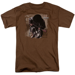 Image for Stevie Ray Vaughan T-Shirt - In Step