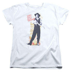 Image for Stevie Ray Vaughan Womans T-Shirt - Standing Tall