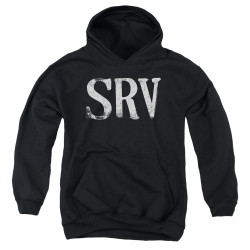 Image for Stevie Ray Vaughan Youth Hoodie - SRV