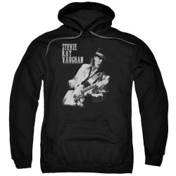 Image for Stevie Ray Vaughan Hoodie - Live Alive