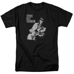 Image for Stevie Ray Vaughan T-Shirt - Live Alive